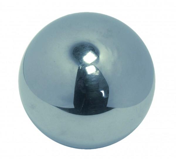 Edelstahl ESS Massivkugel mit Innengewinde poliert A2 / AISI 304