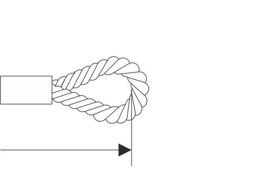 M100 Schlaufenpressung (A4-Presshülse)