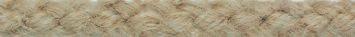 Flechtleine aus Naturhanf 00310