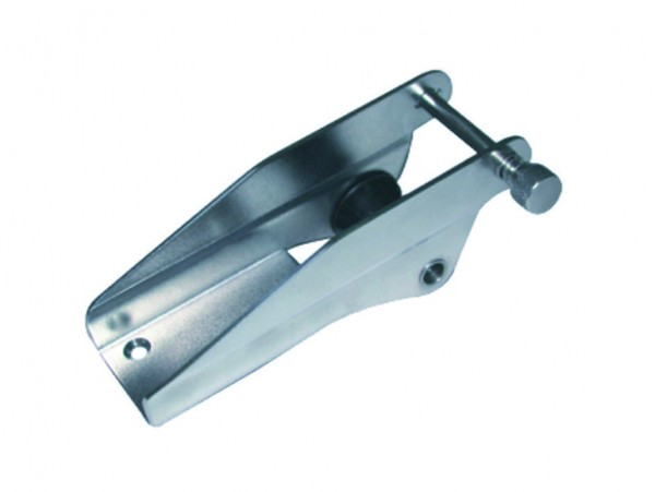 Edelstahl Ankerrolle mit Bolzen A2 / AISI 304