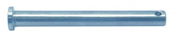 Edelstahl Steckbolzen A4 / AISI 316